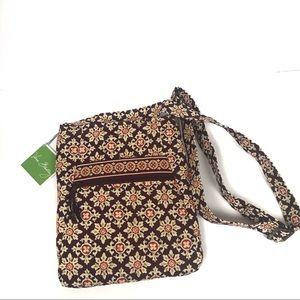 New with tags Vera Bradley fabric crossbody purse